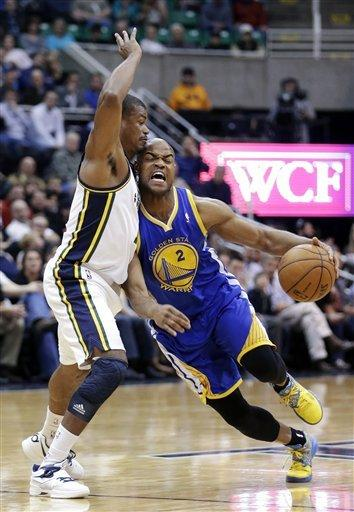 Jazz send Warriors to 6th straight loss, 115-101
