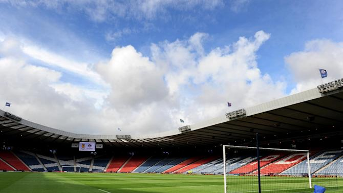Serbia will face a tough challenge at Hampden Park