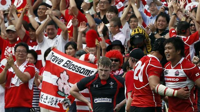 Rugby - Dragon-slaying Japan dream of beating All Blacks