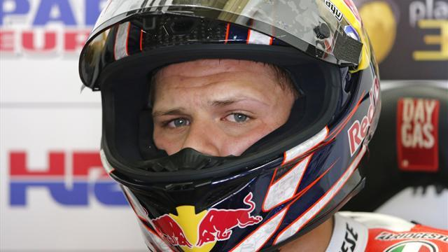 Motorcycling - Bradl passed fit for FP1 in Australia