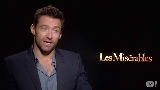 'Les Miserables' Insider Access: Training