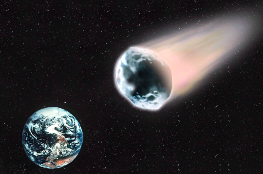 Unidentified Space Junk Labelled 'WTF' Is About To Crash Into Earth