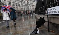 Gale-Force Gusts And Flooding Set To Batter UK