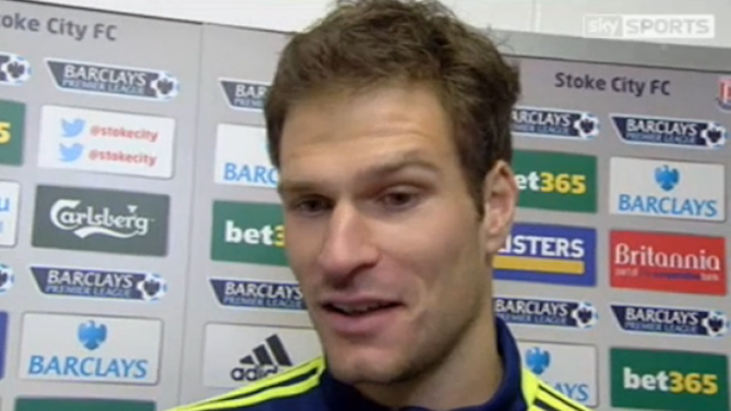 'Just one of those things' admits modest Begovic after 90-yard goal