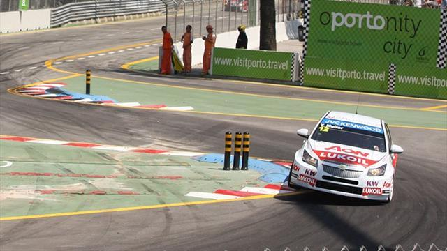 WTCC - Muller grabs fourth successive pole ahead of Porto race