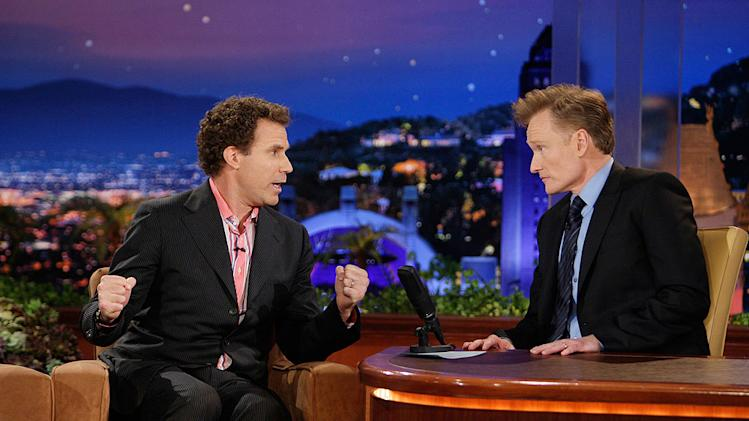 Ferrell Will Tonight Show