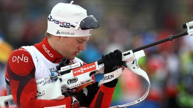 Biathlon - Boe rounds off Worlds with another Norway gold