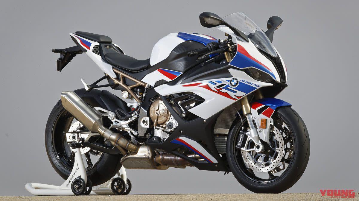 不辱巴伐利亞之威名 BMW 2019年式「S1000RR」