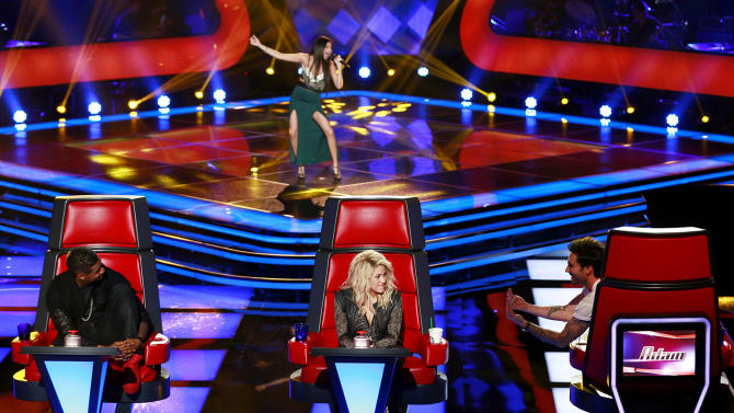 The Voice - Episode 404
