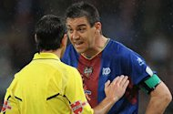Ballesteros refutes Pepe assault claims