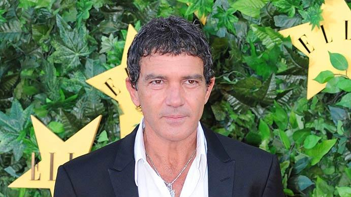 Antonio Banderas ELLE Awards Spain