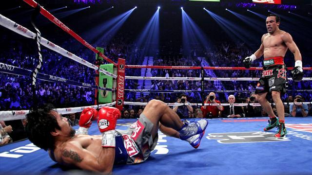 Boxing - Pacquiao-Marquez V set to be held outside of US