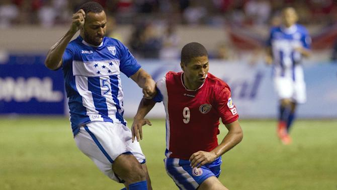 Costa Rica hopes defense can hold up in World Cup