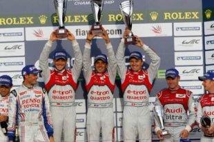 Audi wins at WEC
