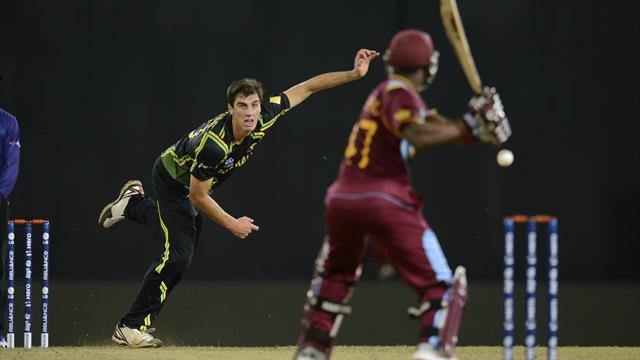 Australia beat West Indies in rain