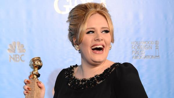 Adele to Perform 'Skyfall' at Oscars