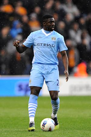 Kolo Toure looks set to leave Manchester City