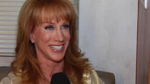 Kathy Griffin's Finale Interview