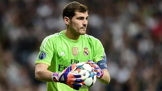 Football - Agent: No Roma contact for Casillas