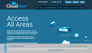 Website Review: 10 Hottest B2B SaaS Companies in 2014 image cloudview resized 600