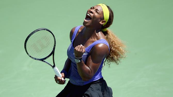 Tennis - Serena one win from first Cincinnati title