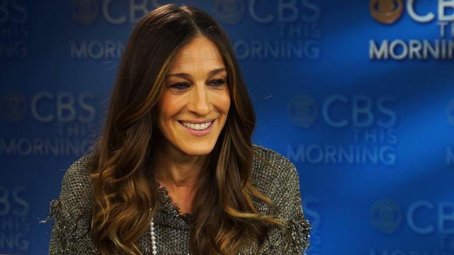 "Sarah Jessica Parker talks ""Sex and the City"" fans' quirky questions"