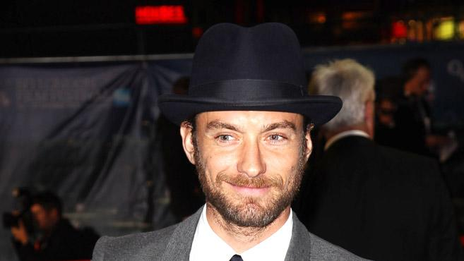 Jude Law Opening Night GalathBFI London Film Festival