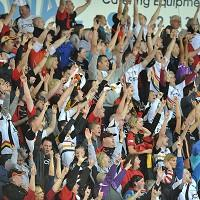 A record number of people attended regular-season Super League games this season