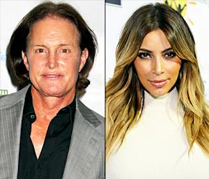 "Bruce Jenner Is ""Obsessed"" With His Looks; Kim Kardashian Wears Skin-Tight Pants: Top Stories"