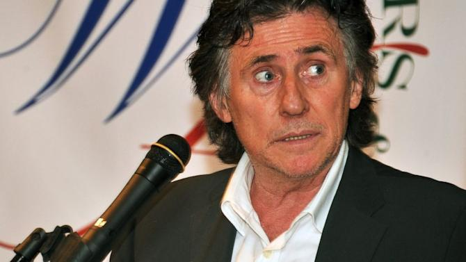 Gabriel Byrne on Pope Francis: 'He's a Figurehead'