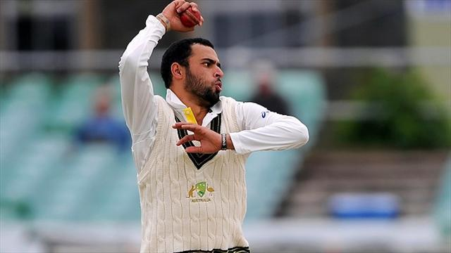 Cricket - Campese 'go home' remark sparks row