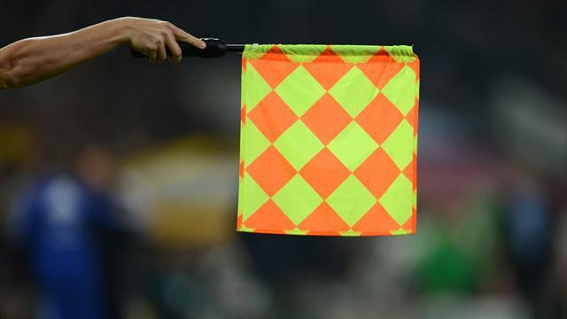 Football - Linesman gets life ban for assaulting player