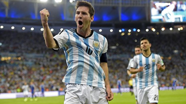 World Cup - Messi felt 'anxiety and nerves' before wonder goal