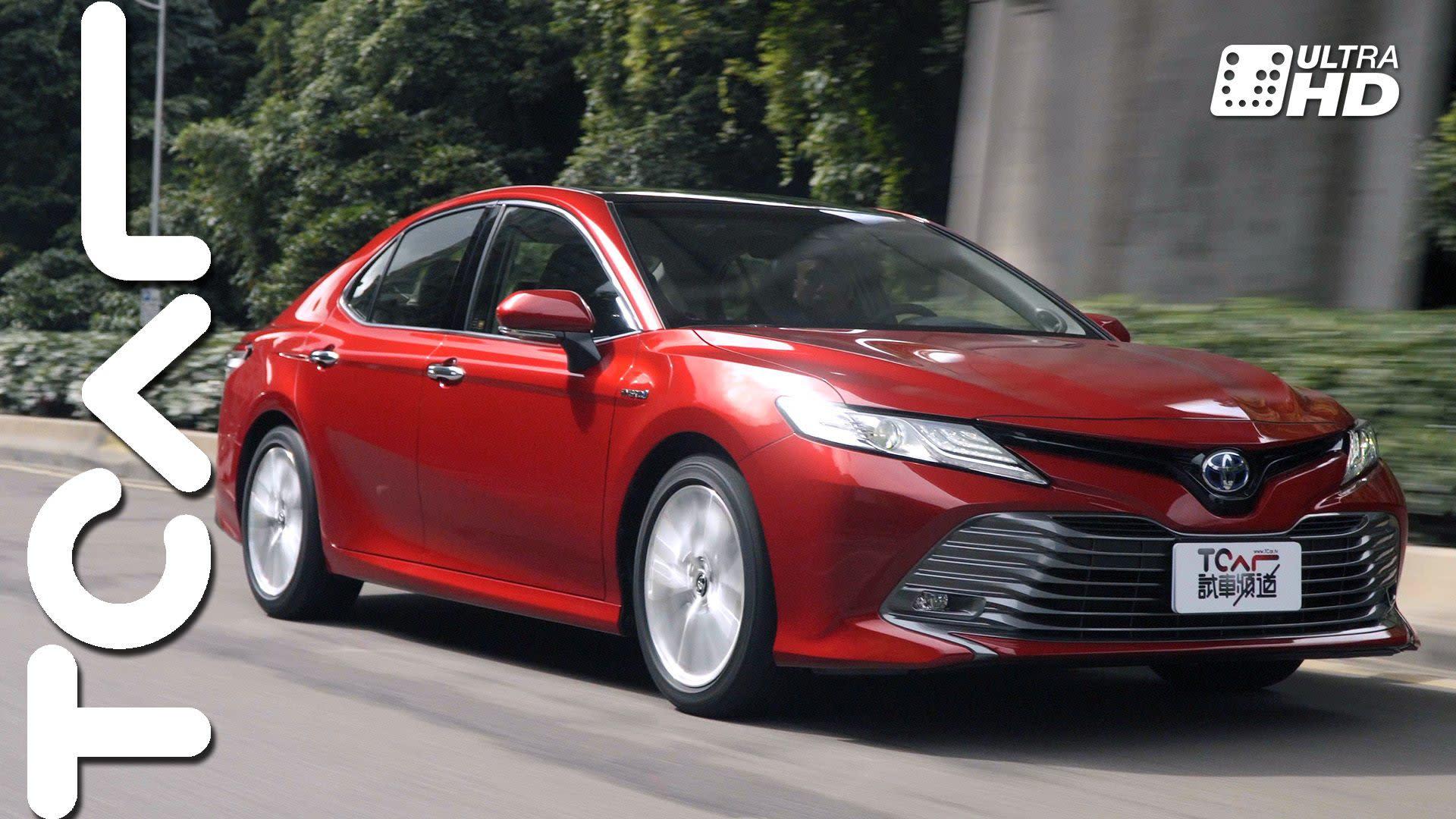 乘載幸福 乘載‧夢 Toyota All New Camry Hybrid 新車試駕  - TCar