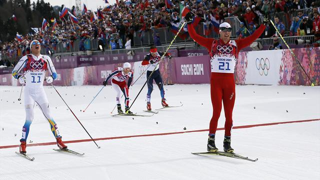Cross-Country Skiing - Russia appeal men's skiathlon result