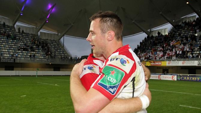 'We know we can take on the best' says Bowe as Ulster take charge