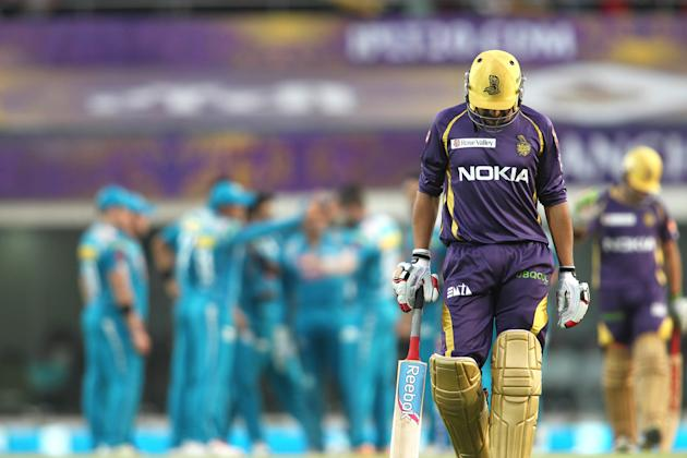 IPL6: Kolkata Knight Riders v Pune Warriors India
