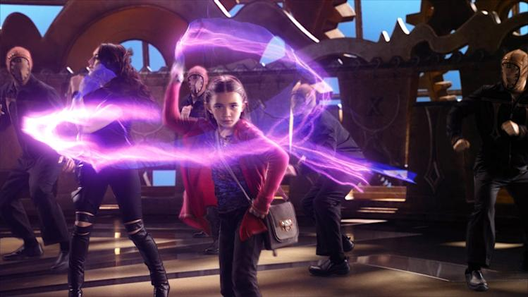 Spy Kids All the Time in The World 2011 Dimension Films Rowan Blanchard