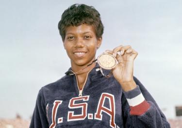 XXXI greatest American Olympic athletes in honor of the XXXI Games
