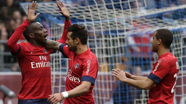 Ligue 1 - PSG win at Troyes to move 10 points clear