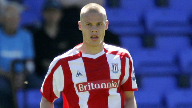 Stoke City - Ryan Shawcross