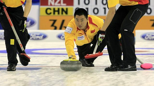 Curling - China jump up world rankings