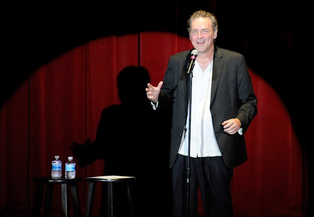 Comedian/actor Norm Macdonald performs in Las Vegas on July 9, 2011. (Getty Images)