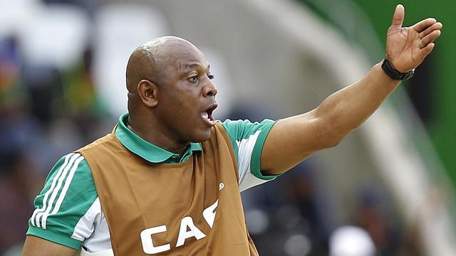 African Cup of Nations - Keshi: African coaches have what it takes