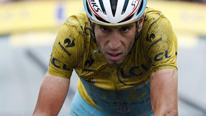 Tour de France - Nibali punishes Contador as Boom wins epic