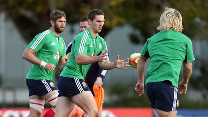 Rugby Union - 2013 British and Irish Lions Tour - British and Irish Lions Training Session - Scotch College