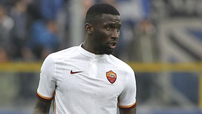Roma welcome back Strootman, Rudiger for Sassuolo clash