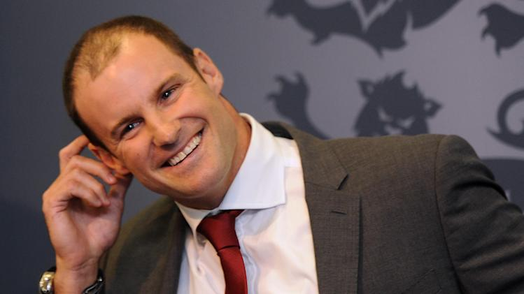 Andrew Strauss has joined the ICC's 16-member cricket committee