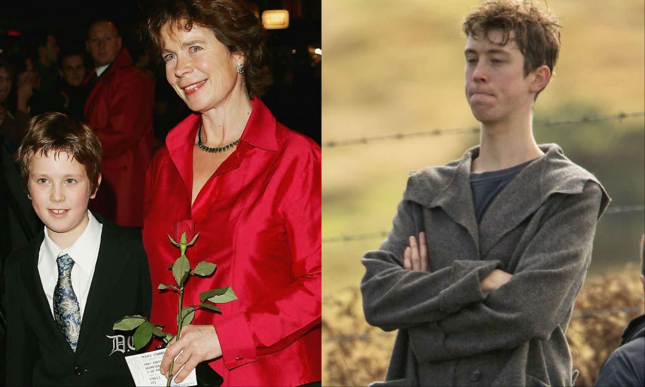 <p>五、安格斯伊姆麗(Angus Imrie):身為希莉亞伊姆麗(Celia Imrie)和班傑明惠特羅(Benjamin Whitrow)之子,現年二十三歲的他已悄悄在小螢幕上演出了不少作品,好比「Kingdom」和「空王冠」。他接下來則將在《The Kid Who Would Be King》中登場亮相,飾演年輕版的「梅林」派屈克史都華。 </p>