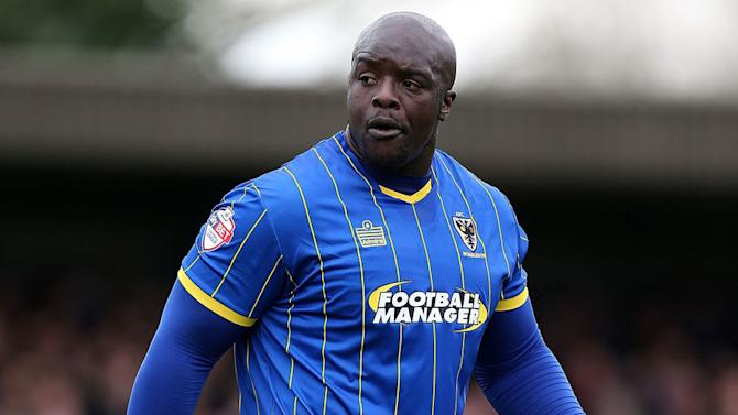 Adebayo Akinfenwa: Video Games Have Given Me a 'Premier League Status'